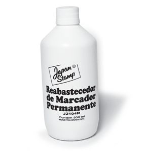 Reabastecedor p/ Marcador Permanente 500 ml